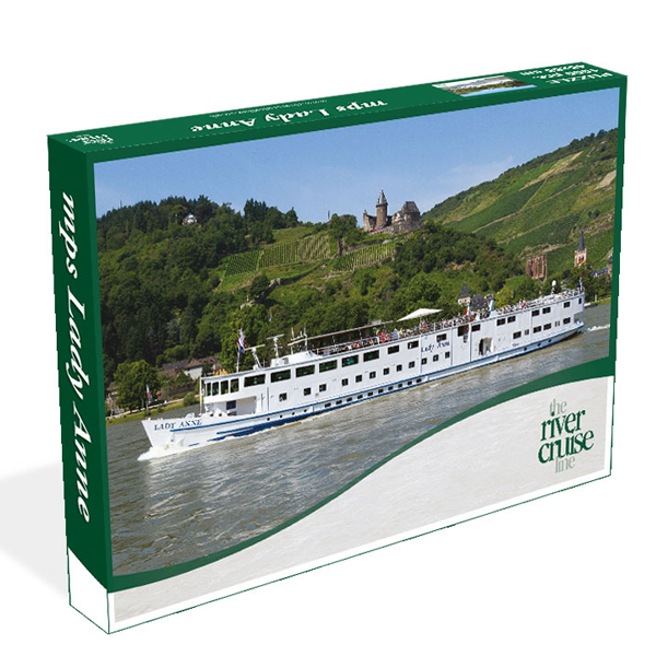 The River Cruise Line, Groot-Brittannië